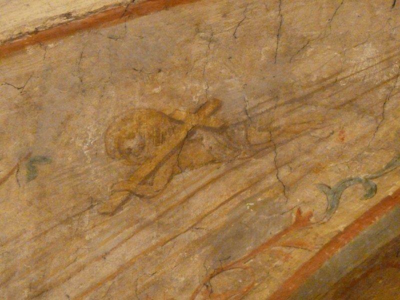 peintures église Saint Clément