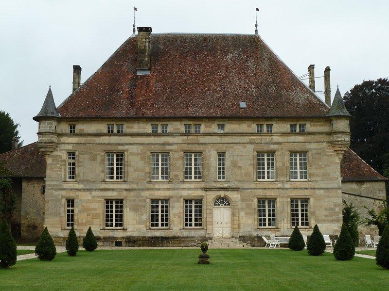 Château de la Varenne, Haironville