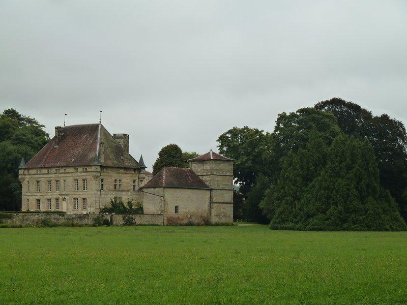 Château de la Varenne Haironville