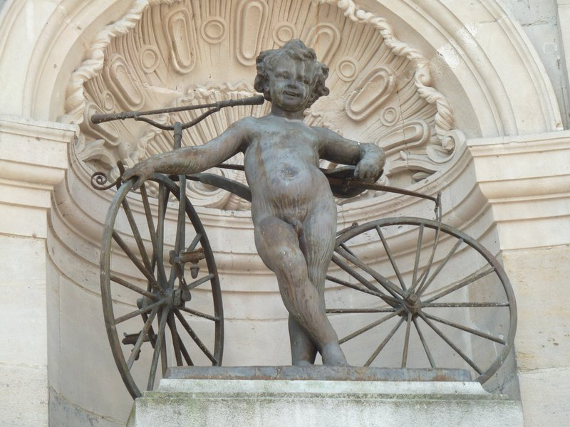 Bar le Duc Monument des Michaux