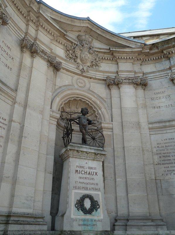 Monument Michaux Bar-le-Duc