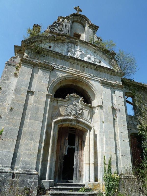 Abbaye de l'Etanche